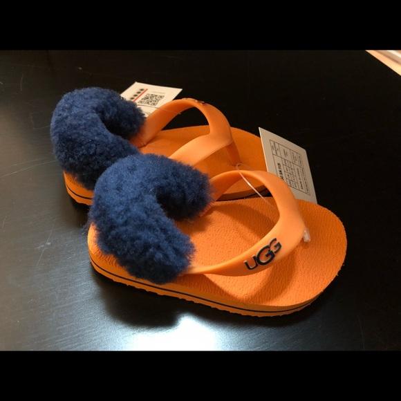 Baby Ugg Sandals, 12-18 months